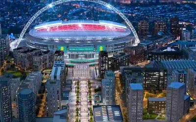 Wembley Stadium pilot events