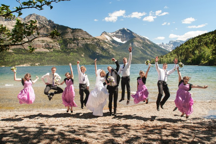 StandOut Photography | Waterton Wedding Photographer