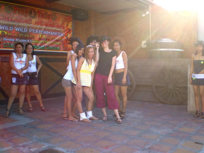 RAE: Philippine prostitutes girl