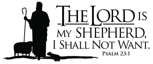 THE LORD IS MY SHEPHERD | St  Andrew's Presbyterian Church