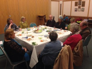 Maundy Thursday: the Passover meal