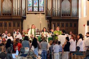 Welcome to St. Andrew's Episcopal Church