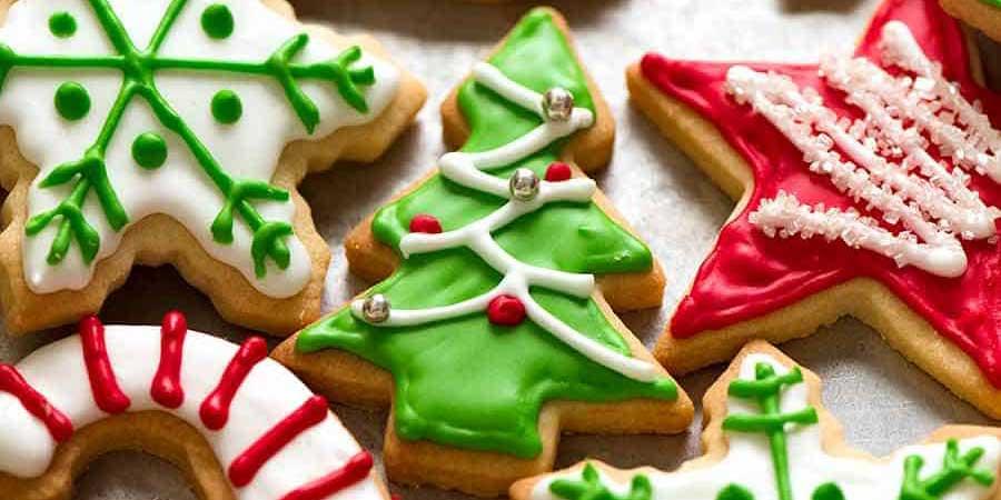 Christmas Cookies Alumni Night