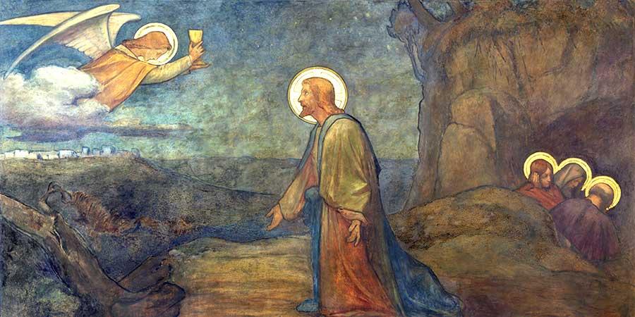Maundy Thursday Vigil Gethsemane