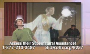 "Screen Shot via Sid Roth's ""It's Supernatural"""