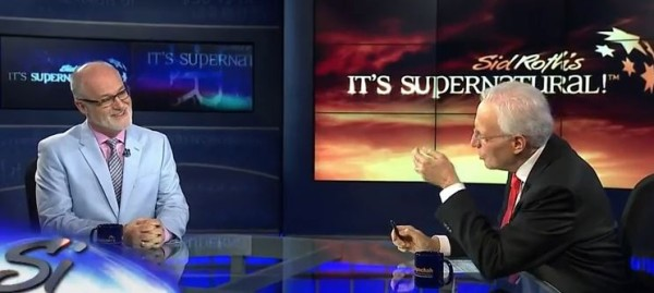 """James Goll interviewed by Sid Roth on """"It's Supernatural"""" July 6 2014"""