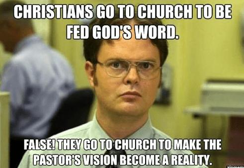 Dwight Visioncasting
