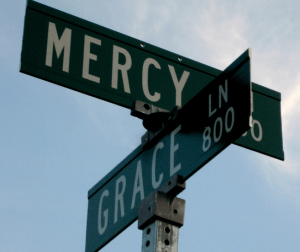 grace and mercy