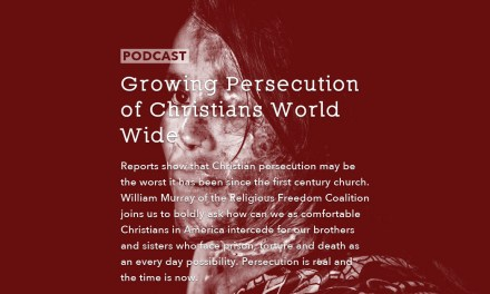 Growing Persecution of Christians World Wide