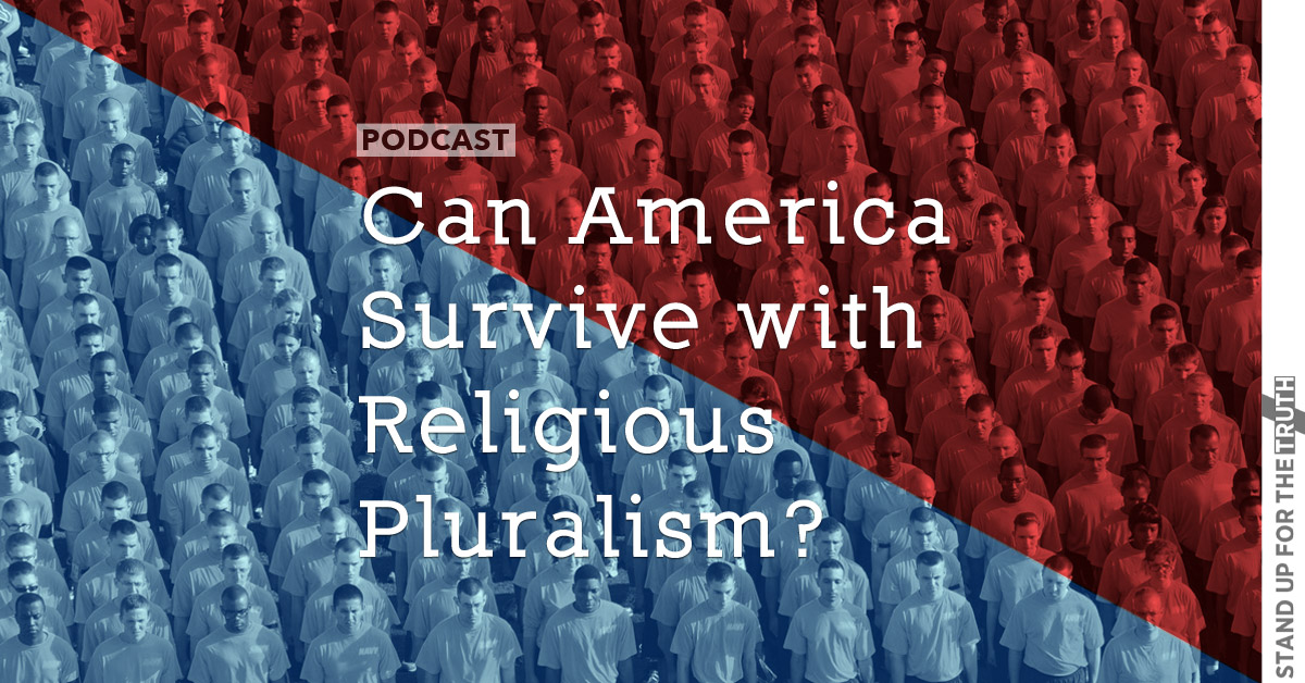 Can America Survive with Religious Pluralism?