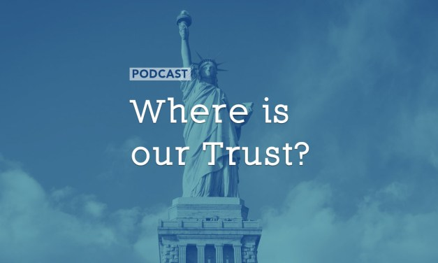 Where is our Trust?