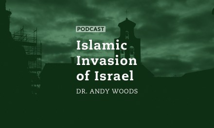 Islamic Invasion of Israel, Dr. Andy Woods