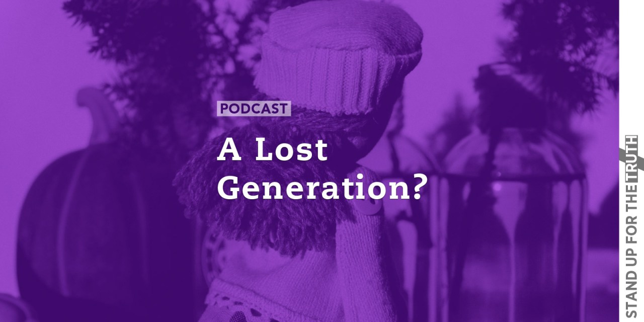 A Lost Generation?