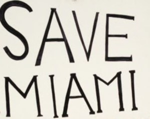 save miami sign