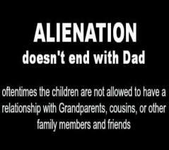 Total Family Alienation