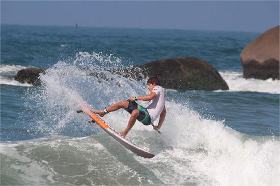 Keahi at Stand Up World Tour