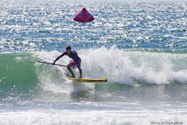 Kai Lenny wins in surf city