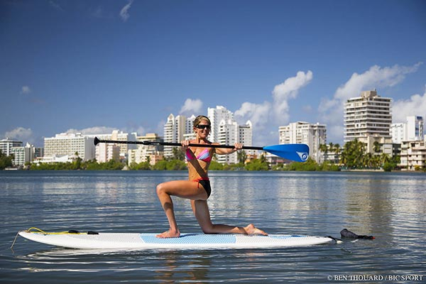 Sup Kneeling Lunge with a Twist 5