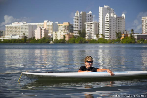 Sup Yoga Up and Overs 1