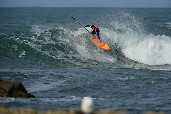 Wildcards and dark horses excel here at the La Torche Pro France