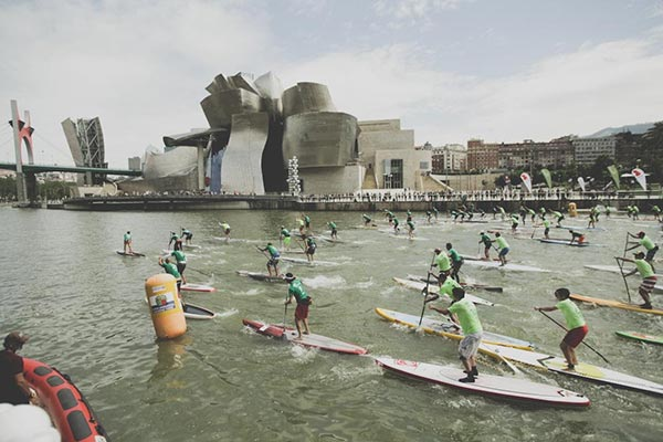 European Cup of Stand Up Paddle Racing to intensify in 14