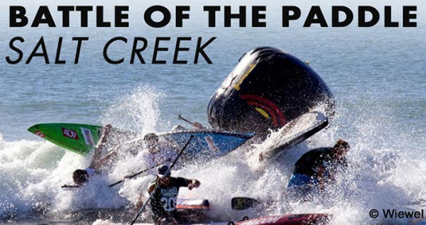 battle of the paddle BOP moves to salt creek
