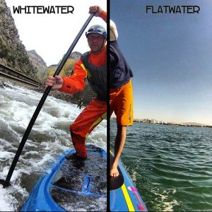 ken hoeve flat water white water split photo
