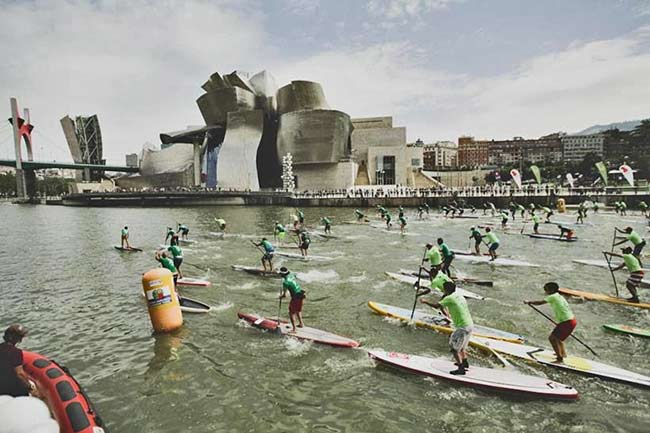 Bilbao to continue to build its iconic event in the Basque Country of Spain