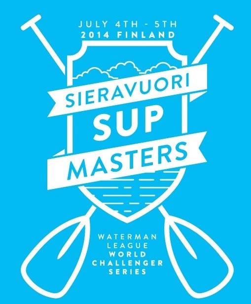 Finland steps up to join the global stage for Stand Up Paddling in Sieravuori