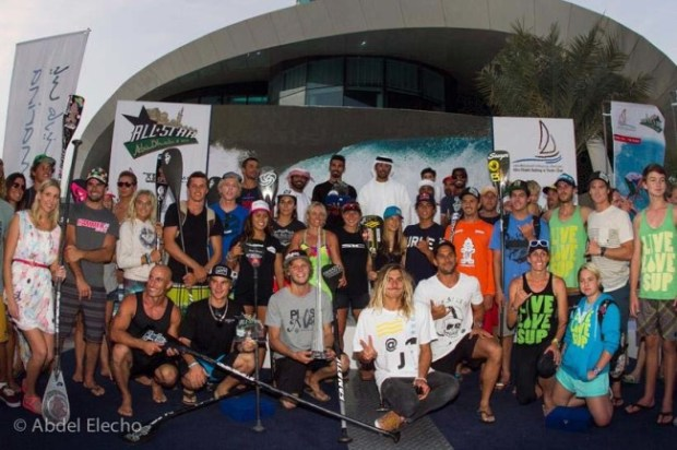 The Abu Dhabi All Stars Grand Slam makes history once again at every level