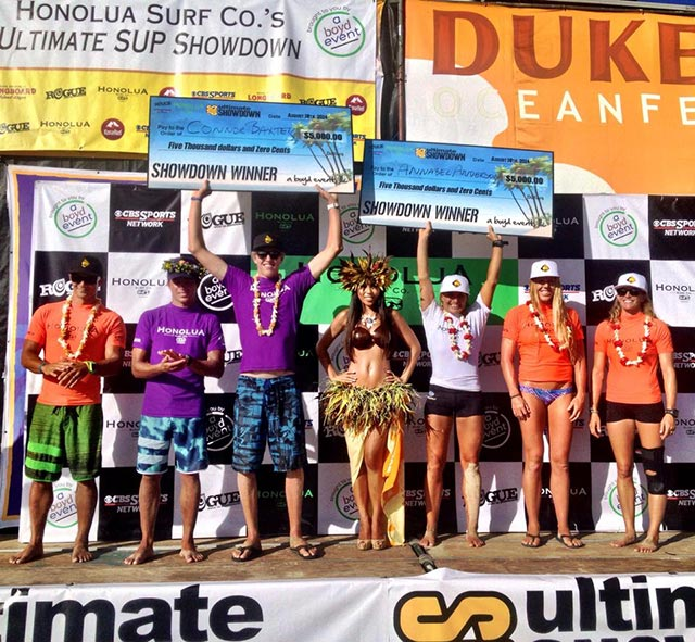 CONNOR BAXTER WINS THE ULTIMATE SUP SHOWDOWN 1