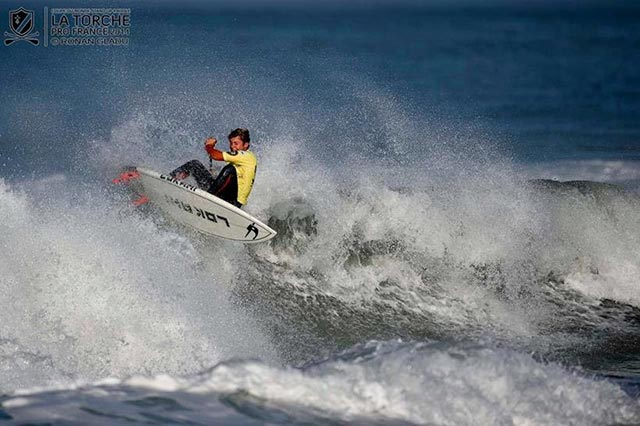Leo Paul Etienne wins the Na Kama Kai Youth Challenge in epic conditions