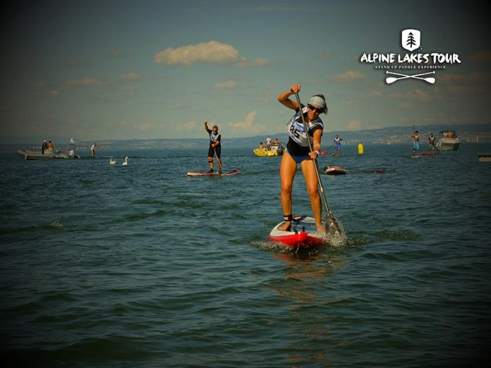 Red Paddle Co Sponsors the Alpine Lakes Tour 5