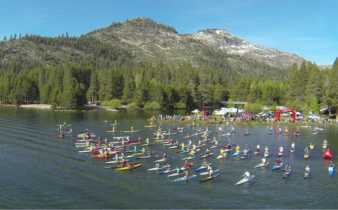 Tahoe Cup - Donner Lake Race