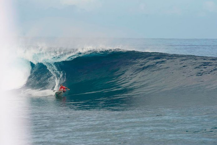 Daniel Kereopa provides the ultimate underdog story in Tahiti