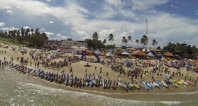 Next up- The Brazilian Open of Stand Up Paddling to take place from the 14th - 23rd August - final details to follow shortly