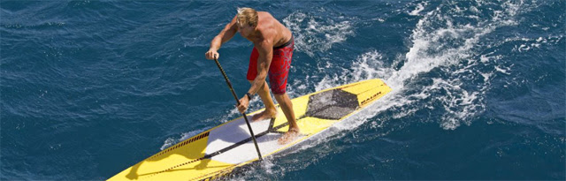 Stroke Clinic & Naish Demo with Chuck Patterson