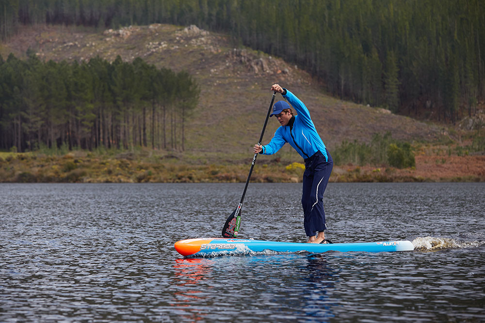 Starboard's Sup Suit: The Future of Cold Water Paddling