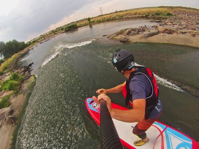 So you Want to be a river paddler 2