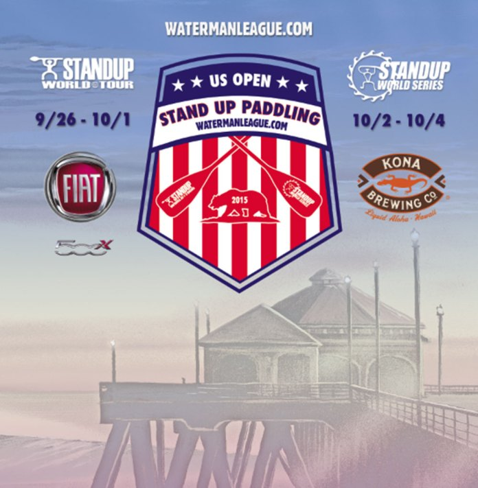 The US Open of Stand Up Paddling featuring World Tour & Series competition to kick off this weekend