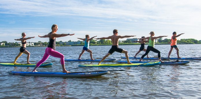 become sup yoga certified