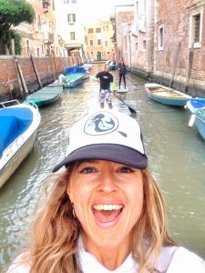 SUP & a CUP- Venetian Canals in Venice, Italy 5