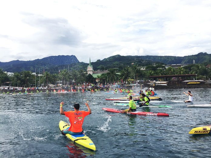 Air France Paddle Festival 2016