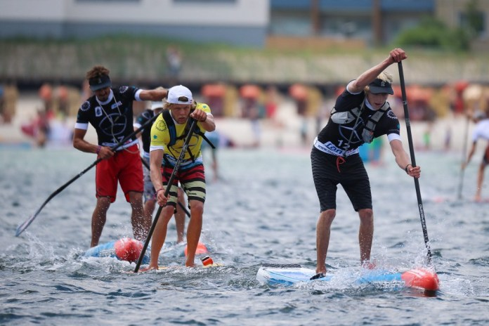 Connor Baxter secures Victory at Stop 2 of the 2016 World Series 2