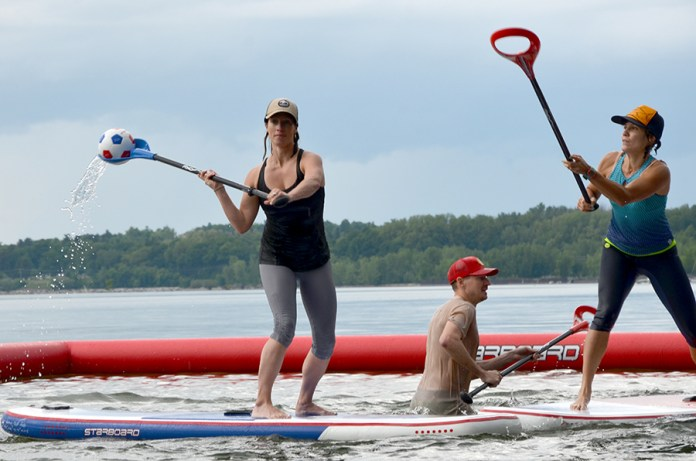 Extremely Fun Sup Polo Nights in August at WND&WVS