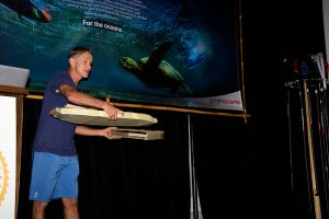 Starboard President Calls On Sup Industry To Go Green Now