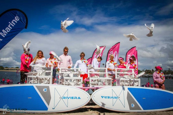 Standup for the Cure Rivera Zane Schweitzer doves