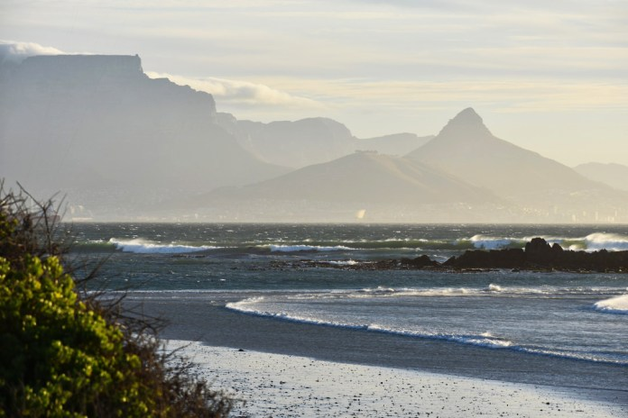 Table Mountain, Cape Town So Africa