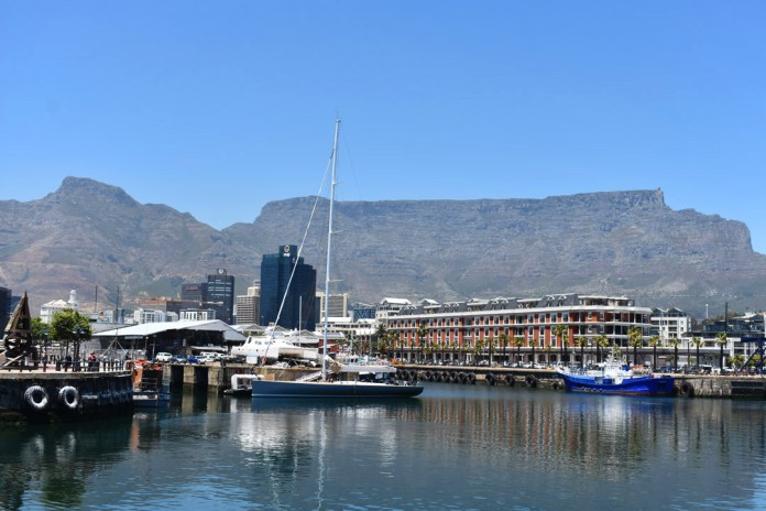 Victorian and Alfred Waterfront Cape Town, South Africa Justin Schaay