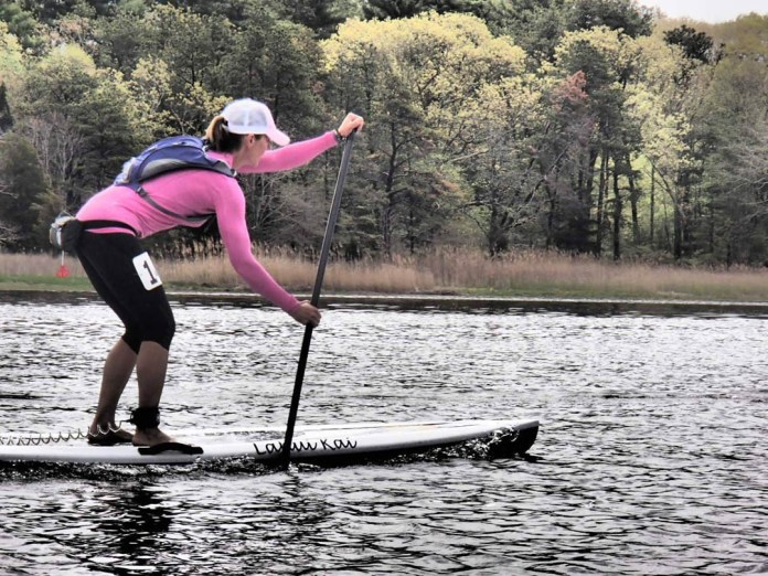 Cold water paddling tips
